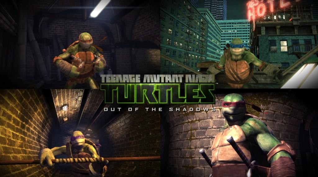 HispaVista  Juegos  Cobabunga Gameplay de las Tortugas Ninja