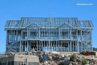 Sistemas y t cnicas de construcci n de casas - La casa de la construccion ...