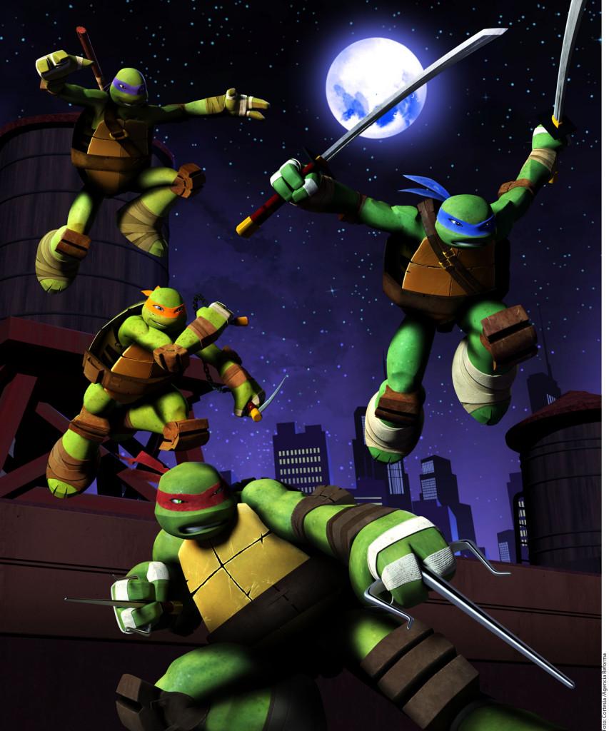 Juegos de Las Tortugas Ninja🍕🍕-Juegos de las Tortugas
