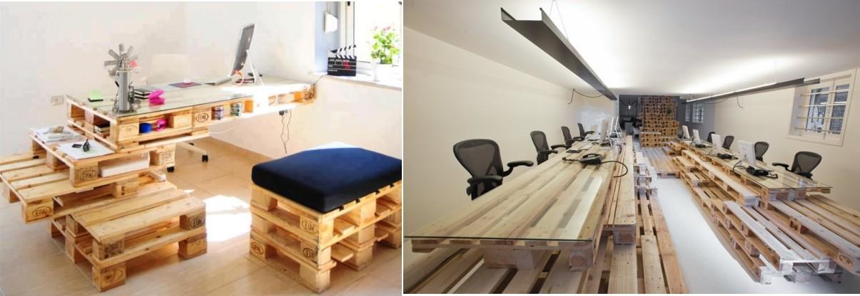 muebles reciclado palet crear muebles con palets reciclados