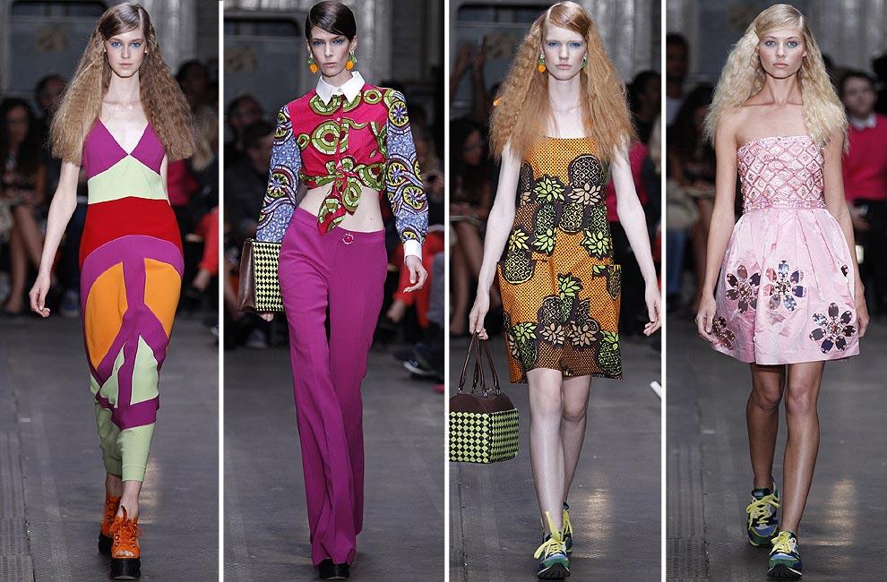 Tendencia de moda casual ropa hippie chic moderna - Ropa hippie moderna ...