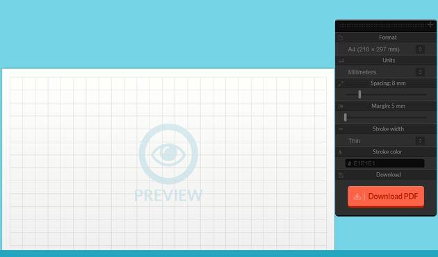Paperkit una aplicaci n web para dise ar plantillas de for Aplicacion para disenar interiores