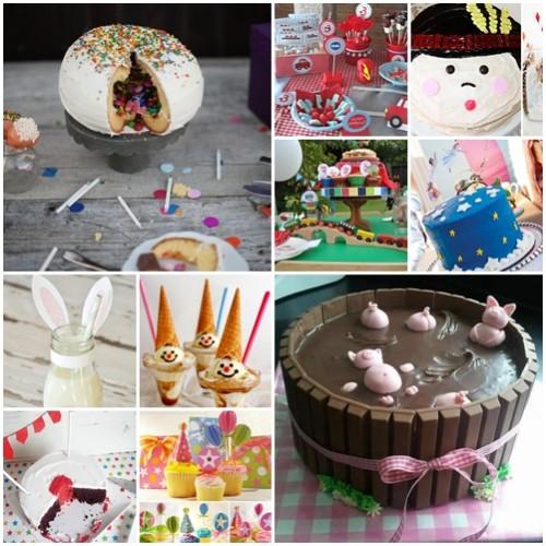 Ideas para fiestas infantiles desde fiestas y cumples - Ideas fiestas tematicas ...