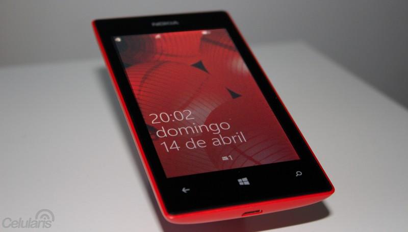 Nokia Lumia 520, análisis a fondo