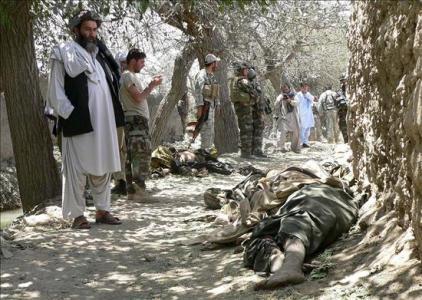 Al menos 59 insurgentes de Taliban mueren en las últimas 24 horas