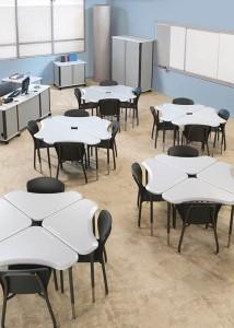 Sillas y mesas escolares hon for Sillas para trabajar