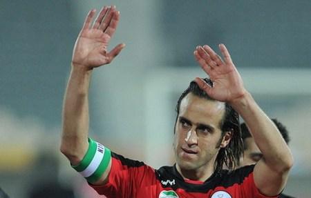 Ali+Karimi+Jersey Pics Photos - Ali Karimi Bayern Munchen Iran ... Javad Nekounam Wife