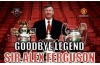 Sir Alex Ferguson  se va