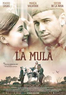 estreno cine mula: