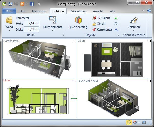 Software libre para dise o de interiores en 3d for Programa diseno 3d