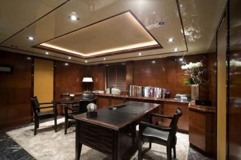 Como iluminar el despacho for Despacho moderno casa