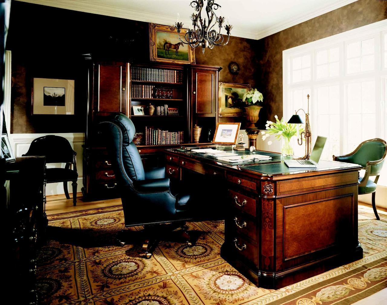 Como iluminar el despacho for Imagenes de oficinas de lujo