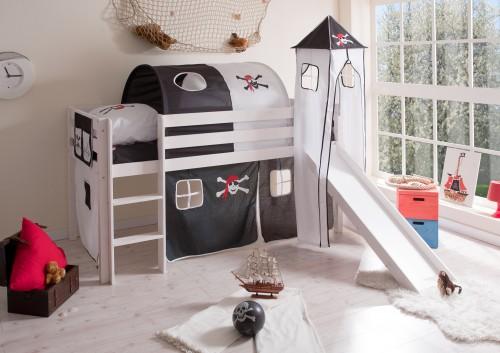 Caballeros y princesas camas semi altas y literas para ni os - Caballeros y princesas literas ...