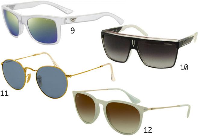 gafas de sol cuadradas ray ban