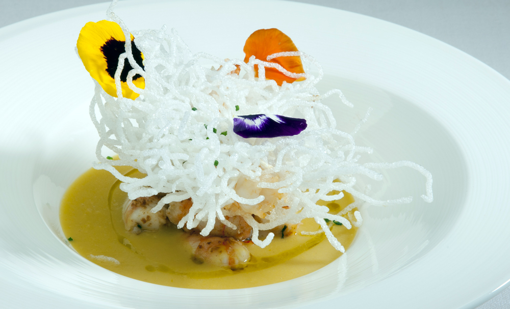 Arzak restaurant for Cocina vanguardia definicion