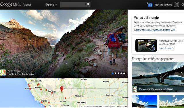 Google Maps Views Los Lugares Mas Bellos Del Mundo En