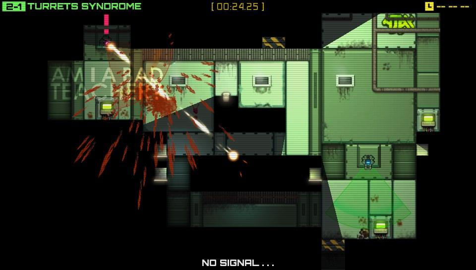 Stealth Inc A Clone in the Dark análisis para PS3
