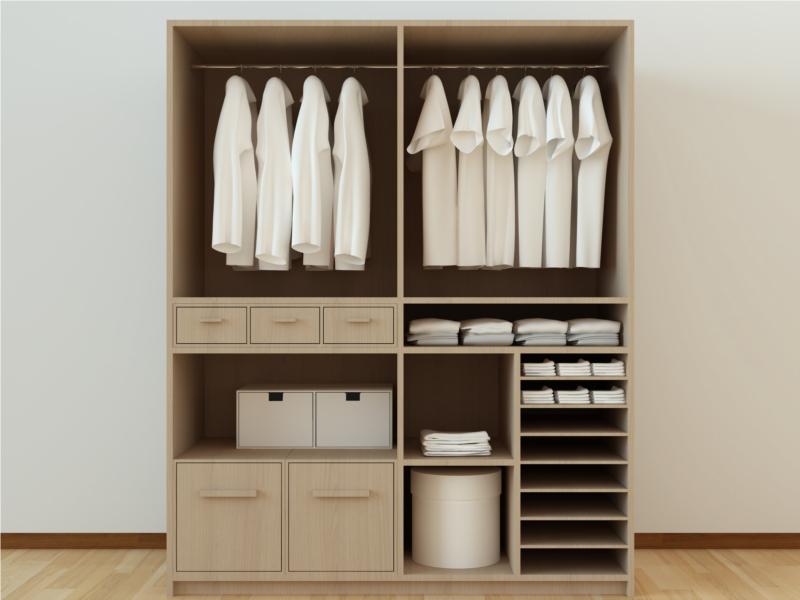 Claves para dise ar un fondo de armario - Disenar un armario ...