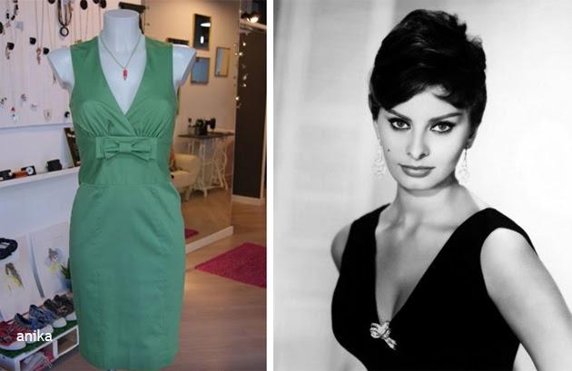 Como combinar un vestido verde para una boda