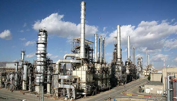 Resultado de imagen de refineria petroleo