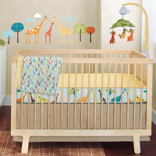 Skiphop para decorar la habitaci n del beb - Decorar la habitacion del bebe ...