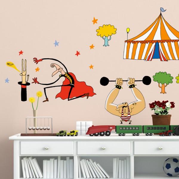 Vinilos decorativos infantiles de chispum for Vinilos decorativos infantiles
