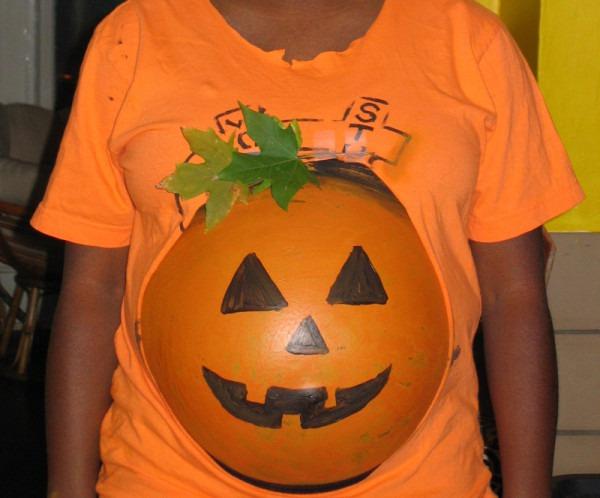Disfraces Halloween Embarazadas 2014 - Disfraces-de-halloween-para-embarazadas