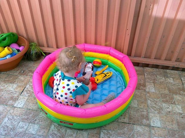 piscinas hinchables para beb s caracter sticas b sicas