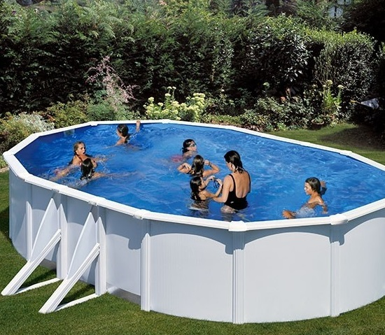 Piscina desmontable chile for Piscinas ecologicas chile
