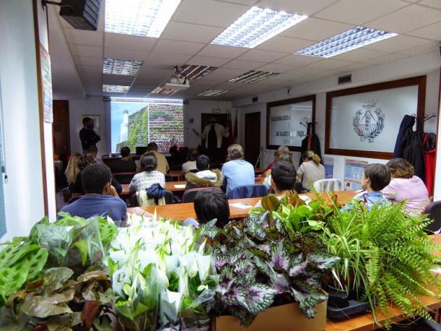 Resumen del curso de jardines verticales en madrid for Jardines verticales espana