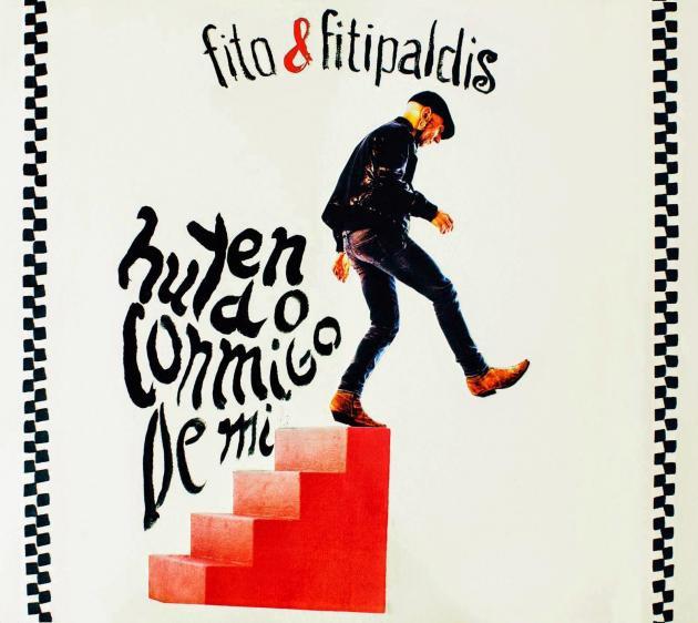 Huyendo Conmigo De Mi 2014 El Nuevo Disco De Fito Fitipaldis