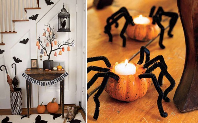 Dise a la decoracion halloween for Articulos decoracion halloween
