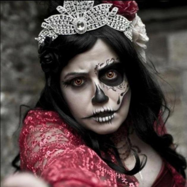 Disfraces Halloween Mujer de ultratumba