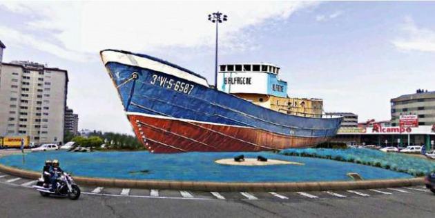 Vigo el barco de alfageme - Decoracion vigo ...