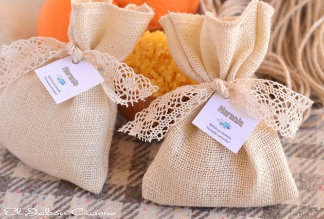 Saquitos perfumados regalos artesanales - Saquitos de tela ...