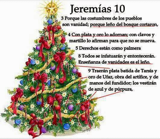 El origen del rbol de navidad for Significado de la palabra arboles