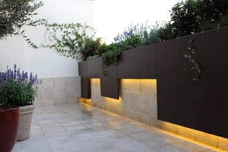 Especial diseo de jardines ticos y terrazas la iluminacin de