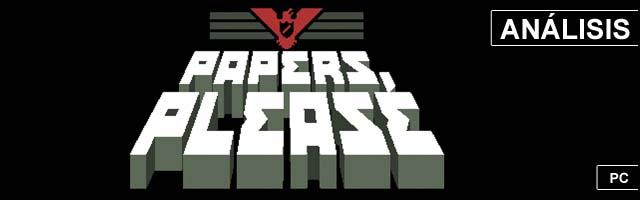Imagen del juego Análisis: Papers, Please!