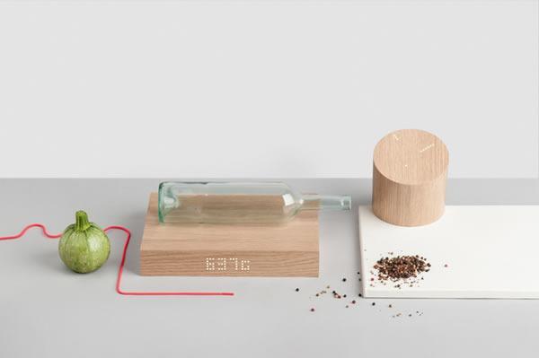 Serie GK de Thingk :: utensilios de cocina de diseño
