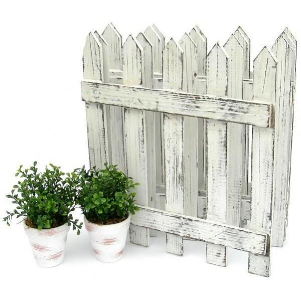 Las vallas de madera en jardines una cuesti n de ecolog a - Valla madera jardin ...