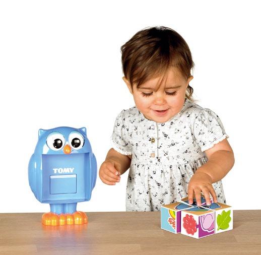 Tomy busca 3 niños para probar sus juguetes