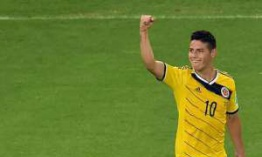 James Rodríguez fichado por el Real Madrid