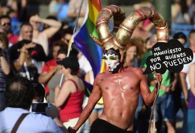 Fiestas De Ambiente Gay