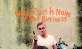 [Disco] Morrissey - World Peace Is None Of Your Bussines (2014)