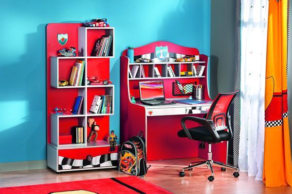 Cilek dormitorios infantiles tem ticos habitaci n coche deportivo - Dormitorios infantiles tematicos ...
