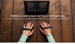 Friday's gadget: AirType