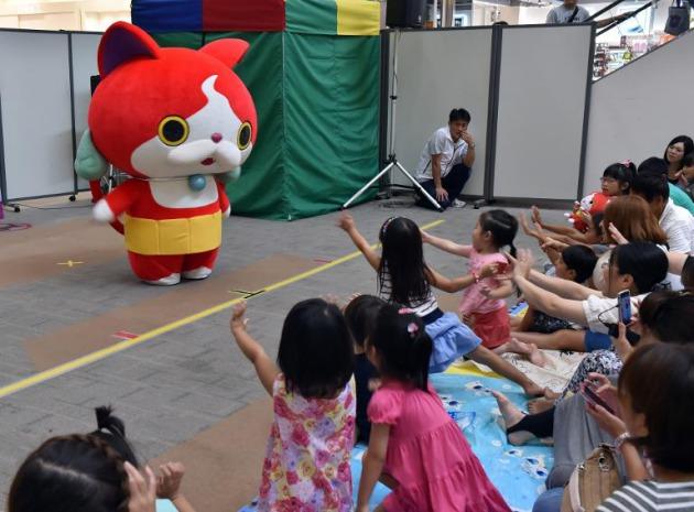 El Videojuego Yo Kai Watch Entusiasma A Los Ninos Japoneses
