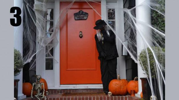 Adornos halloween para todo lugar for Decoracion halloween para casa
