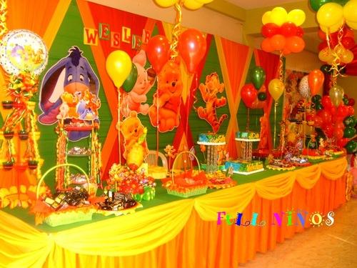 Decoraciones de fiestas para niños - Imagui
