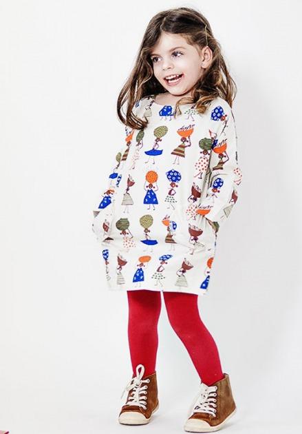 d tina moda infantil